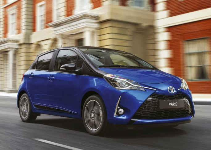 Toyota Yaris 2017 1280 03