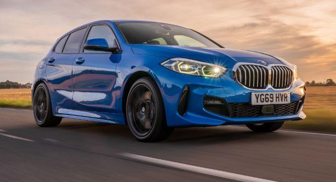 BMW 116 Hatch 5Dr 1.5d 116 StopStart SE 6Spd