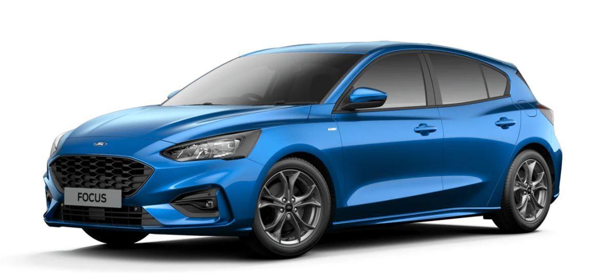 Ford Focus Hatch 5Dr 1.5 EcoBlue 120 ST-Line Edition 6Spd