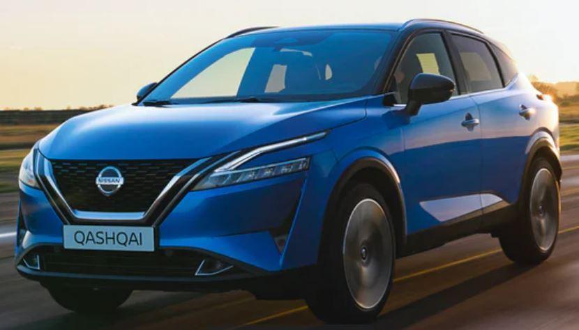 Nissan Qashqai SUV 2wd 1.3 MHEV DIG-T 140 Visia 6Spd